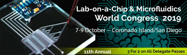 Lab-on-a-Chip & Microfluidics World Congress 2019